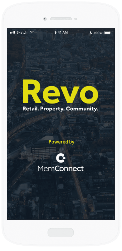 Revo Mobile App on MemConnect