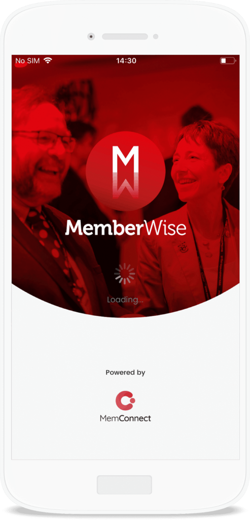 MemberWise Mobile App on MemConnect