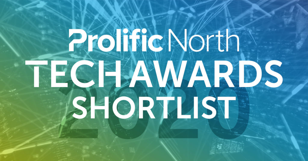 Prolific North Tech Awards 2020