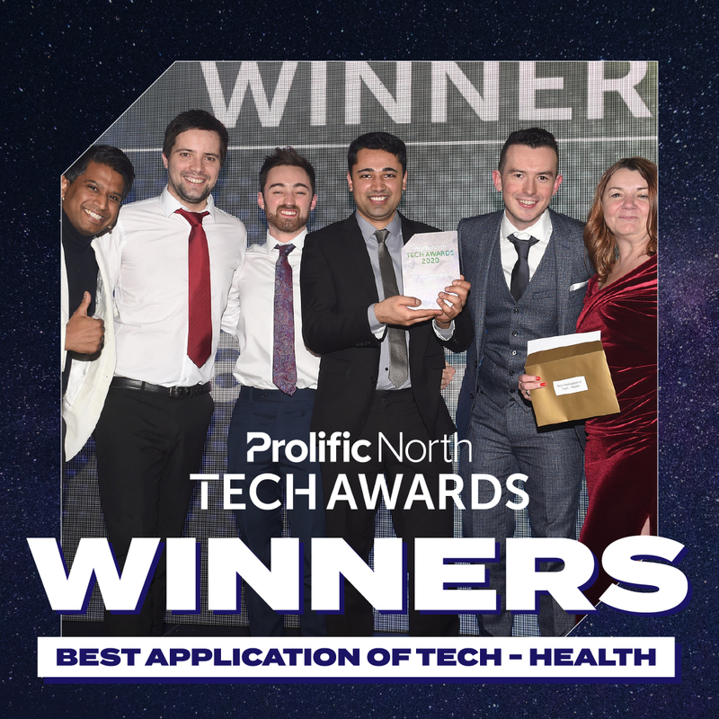 Cantarus Wins Prolific North Tech Award 2020